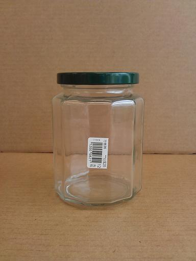 12角玻璃空罐