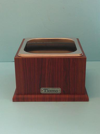 咖啡粉渣桶+木盒 小