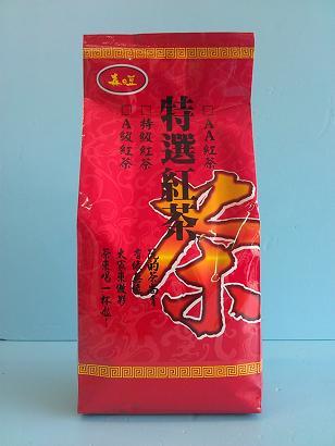 純台灣紅茶-茶飲系列-茶葉