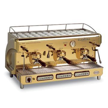 Elektra UL-G 半自動三孔咖啡機-咖啡機-Tiamo咖啡機