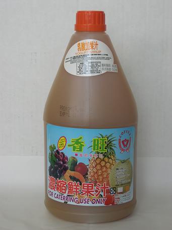 乳酸果汁2.5L-咖啡周邊商品-濃縮果汁系列