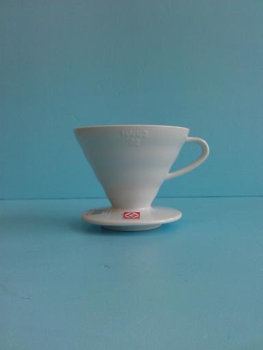 錐形(陶)濾杯02大 HARIO-咖啡專業器材-咖啡濾杯濾紙及濾布