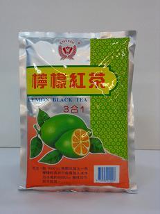 品皇檸檬紅茶(3合1)-即溶系列-品皇即溶包系列