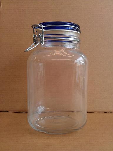 藍蓋密封罐2.0L