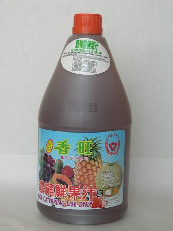 蘆筍汁2.5L-咖啡周邊商品-濃縮果汁系列