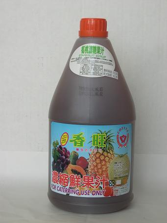 楊桃汁2.5L-咖啡周邊商品-濃縮果汁系列