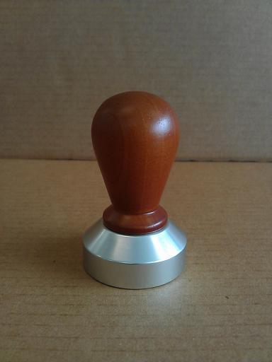 9014 木柄鋁底填壓器 50mm