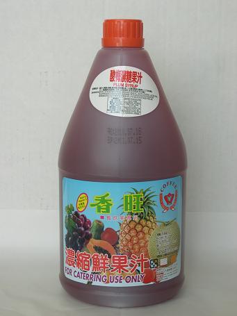酸梅汁2.5L-咖啡周邊商品-濃縮果汁系列