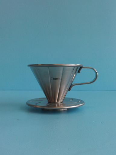 V01不鏽鋼濾杯-咖啡專業器材-咖啡濾杯濾紙及濾布