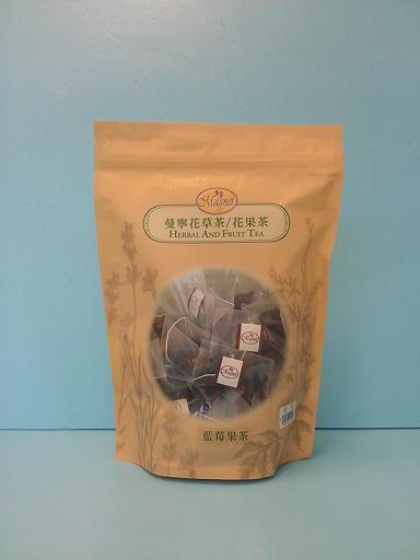 藍莓果茶.營業用2g*40入-茶飲系列-花果茶系列