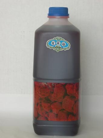 紫蘇梅2.5公斤-咖啡周邊商品-濃縮果汁系列