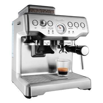 Breville BES860XL咖啡機-咖啡機-Tiamo咖啡機