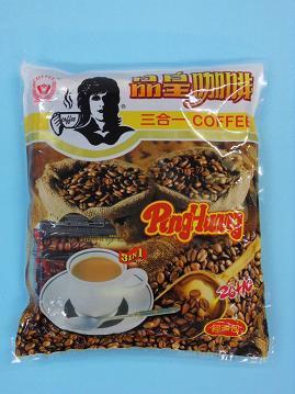 品皇即溶咖啡條狀經濟包(3合1)