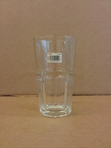 仙德飲料杯390cc-咖啡專業器材-玻璃杯系列