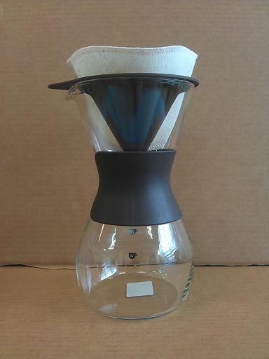 IWAKI復古咖啡壺組600ml-咖啡專業器材-咖啡滴漏壺及比利時壺