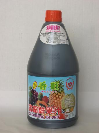 洛神原汁2.5L-咖啡周邊商品-濃縮果汁系列