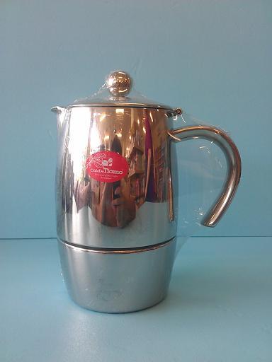 克力瑪6杯 摩卡壺-咖啡專業器材-摩卡壺及配件
