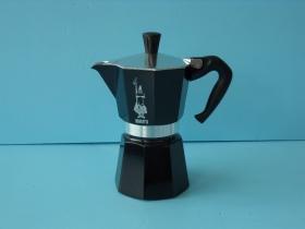 MOKA經典摩卡壺(黑)6杯