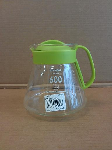 FZ600咖啡壺 綠