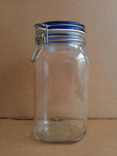 藍蓋密封罐1.5L