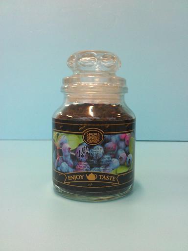 小藍莓紅茶/70g瓶-茶飲系列-花果茶系列