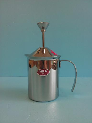 雙層(彈簧)奶泡杯 200ml-M