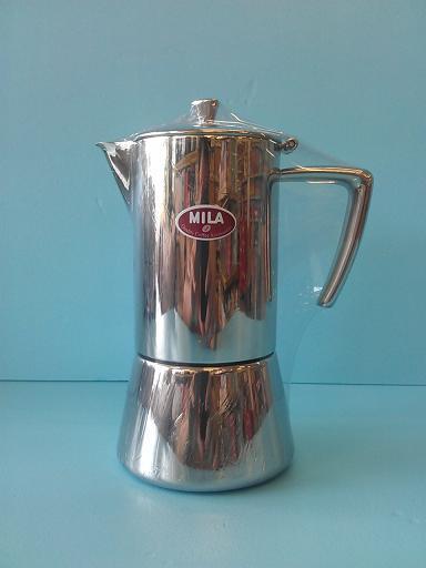 摩卡壺4杯 MILA510-咖啡專業器材-摩卡壺及配件
