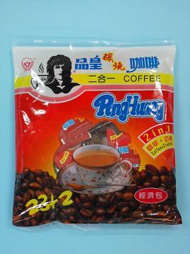 品皇碳燒咖啡經濟包(2合1)-即溶系列-品皇經濟包系列