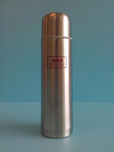 楓葉ST真空保溫瓶 附套 500cc-飲品周邊器具-保溫瓶