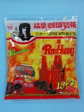 品皇即溶咖啡奶茶-即溶系列-品皇經濟包系列