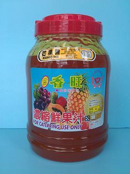 芒果醬3.5KG刨