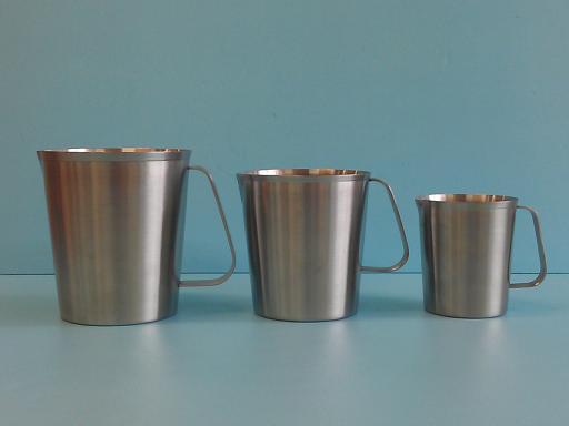 量杯大小展示-飲品周邊器具-其他器具