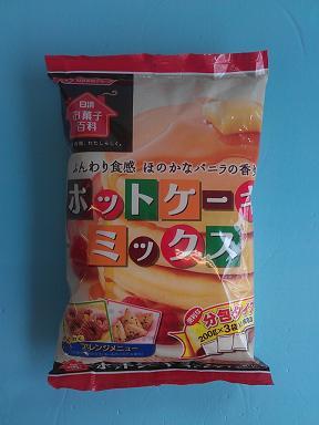日清鬆餅粉200G