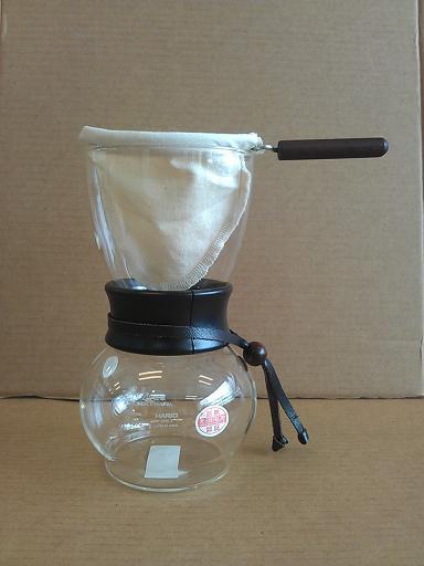 1-2人用沖咖啡器