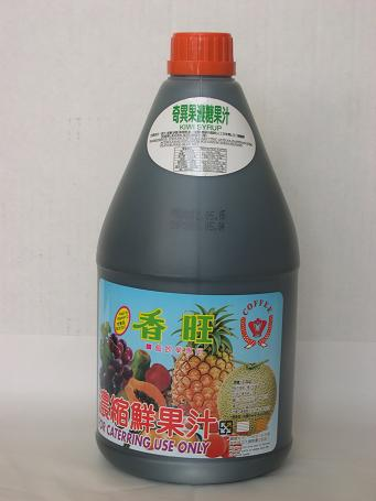 奇異果汁2.5L-咖啡周邊商品-濃縮果汁系列