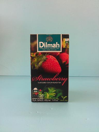 帝瑪草莓茶包2g*25入-茶飲系列-茶包系列