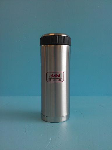 楓葉ST真空保溫瓶 附套 350cc-飲品周邊器具-保溫瓶