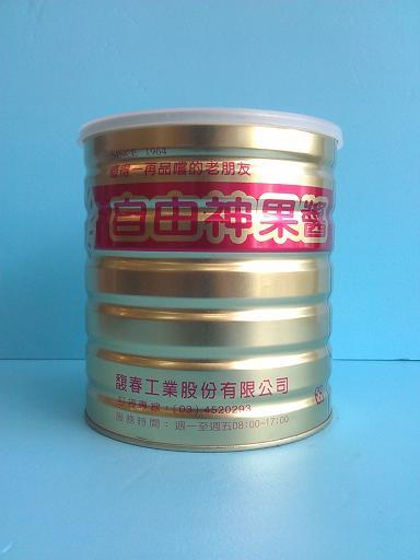 桔子果醬-3.3kg