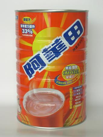 阿華田(大)鐵罐6