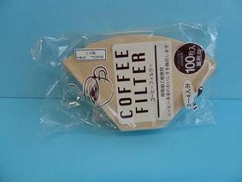 102無漂白濾紙100枚-咖啡專業器材-咖啡濾杯濾紙及濾布