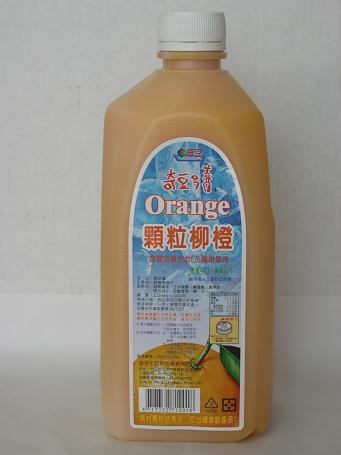 顆粒柳橙汁(奇豆)