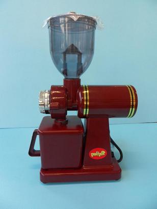 M-520A電動磨豆機 紅