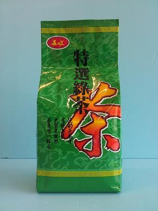 高級茉香綠茶